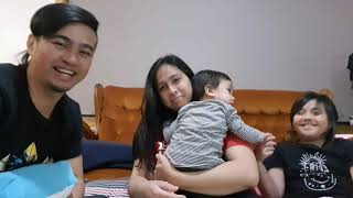 Pinoy Dairy Farmers vlog (11months of baby Prince) #FamilyVlog