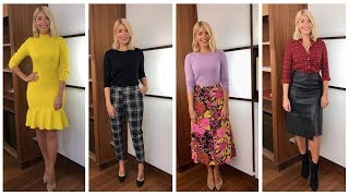 Holly Willoughby's This Morning outfits Week 2 2019