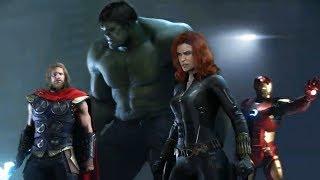Marvel AVENGERS Official Trailer E3 2019 (Marvel's Avengers Trailer e3 2019 Reveal) #MarvelsAvengers