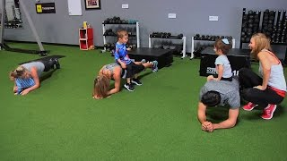 Daddy or Mommy & Toddler Workout