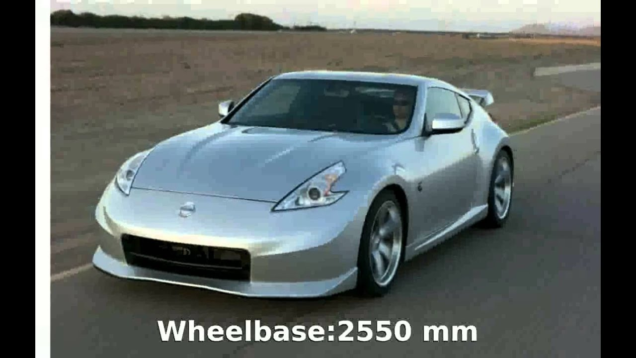 2010 Nissan 370Z NISMO   Specs, Specification
