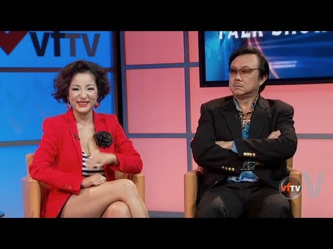 """Thuy Nga & Chi Tai talk about the upcoming LiveShow  """"Xin Loi...em chi la Con Quy"""""""