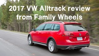 2017 VW Alltrack review from Family Wheels
