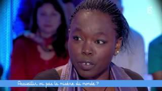 Fatou Diome dans Ce soir (ou jamais!) - L