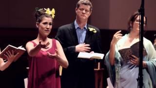 """""""La pellegrina"""" 1589: Intermedio VI: Apollo e Bacco (USC-Thornton Baroque Sinfonia)"""