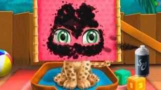 Салон КРАСОТЫ #4 Парикмахерская для Животных Мультик Игра для Детей