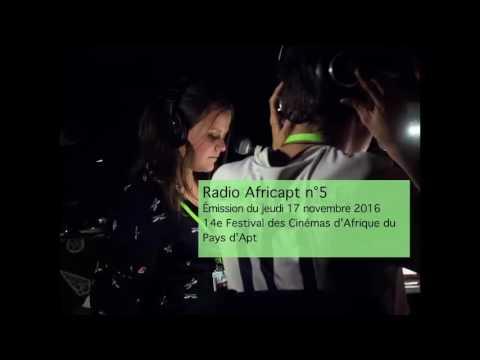 Radio Africapt n°5 - 17.11.2016
