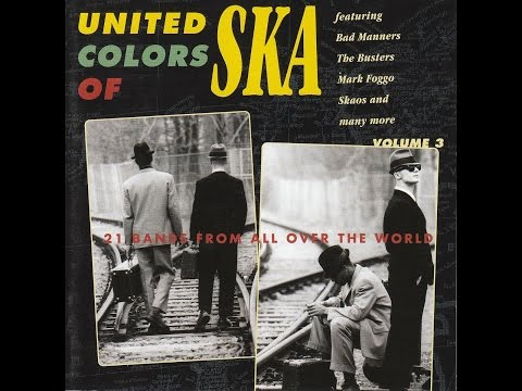 Various Artists - United Colors Of Ska Vol. 3 (Pork Pie) [Fu