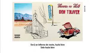 Don Toliver • Company ❪Subtitulado Español❫