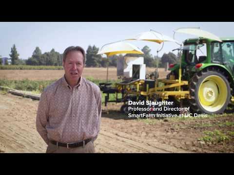 Hi-Tech Farming from UC Davis