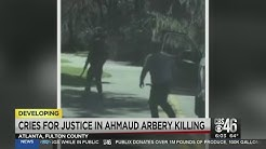 Cries for justice in Ahmed Aubrey killing