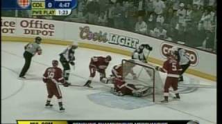 Video 2002 Playoffs - Red Wings @ Avalanche Game 6 (NHL-N) download MP3, 3GP, MP4, WEBM, AVI, FLV November 2017