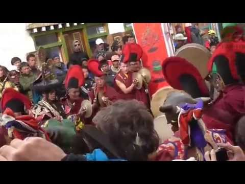 Tiji Festival 2014 - Lo-manthang , Upper Mustang Trekking with Eco Holiday Asia