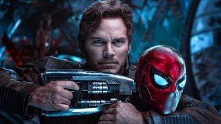 Мстители против Стражей Галактики / Мстители: Война бесконечности (2018)