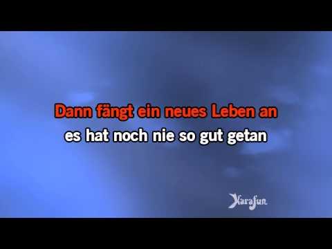 Karaoke Sag einfach ja - Tim Bendzko *