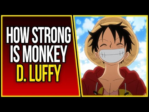 How Strong is Luffy Right Now   Luffy's Growth and Power Levels   Future Sight Haki   ワンピース
