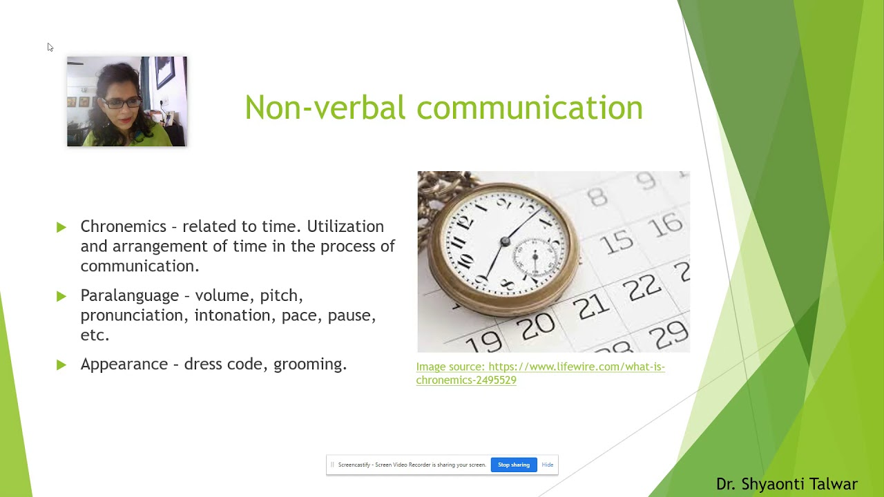 Introduction To Communication Skills Lec 7 Youtube Sundial chronemics is the study of the use of time in nonverbal communication. youtube