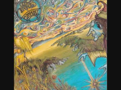 ozric tentacles dissolution the clouds disperse