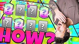 Molt's deck WONT LOSE!? - 11-0 Clash Royale Deck
