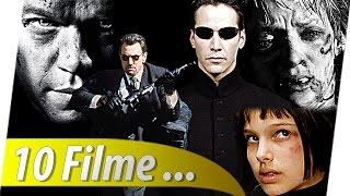 ACTIONFILME | 10 Filme, die man gesehen haben muss | Teil 1