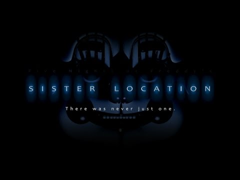 FNAF SISTER LOCATION SONG ALL ALONE