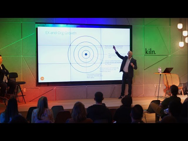 The Challenges of Organizational Growth - Winning with the Employee Experience