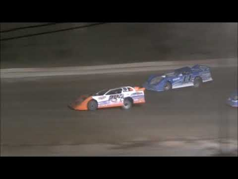 Hilltop Speedway Late Model Feature 9-16-2017