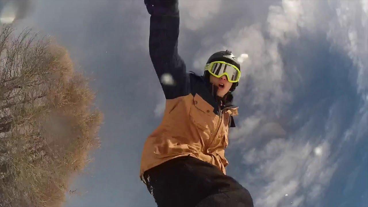 Snowboard season 2015-2016