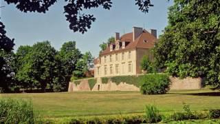 Château de Rigny, Hôtel de Charme et Restaurant Gastronomique en Bourgogne : Symbolesdefrance.com