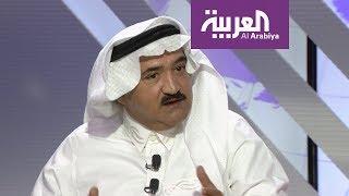 الكاتب قينان الغامدي متحدثا عن بدء توافد الحجاج القطريين