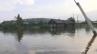 В Хабаровском крае и Амурской области подтоплены 35 населенных пунктов, под воду ушли жилые дома.