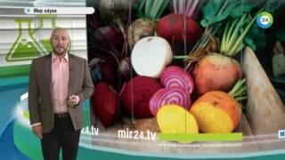 Мир науки. Овощи и фрукты спасают от депрессии