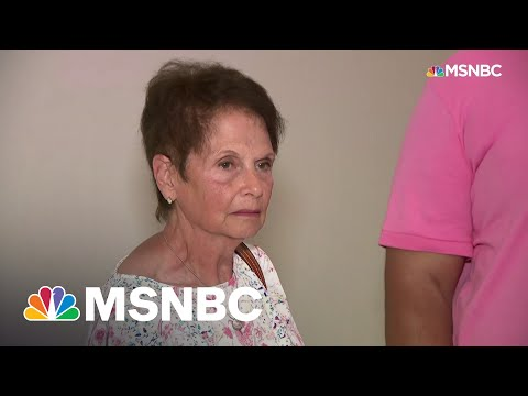 Officer Sicknick's Mother Meets With Senators On Capitol Hill | MSNBC