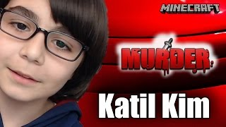 MİNECRAFT'TA KATİL KİM ? - Minecraft Murder #2