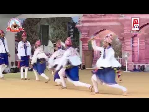 Maher Dandiya Ras 2016 | Gayatri Ashram Gadhethad Live | Mulubhai Barot | Ranabhai Sidabhai | 2