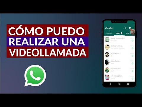 Cómo Puedo Hacer Videollamadas Desde WhatsApp Web en el PC