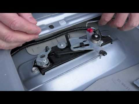 Pop N Lock Tailgate Lock Pl5300 Handle Replacement Youtube