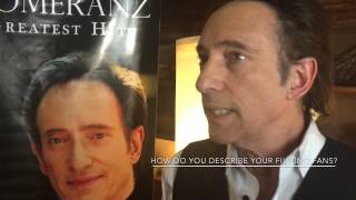 David Pomeranz is back in PH with 'Greatest Hits' album
