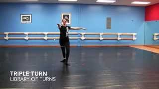 Dance Turns and Spins| For Beginner to Advance Dancers