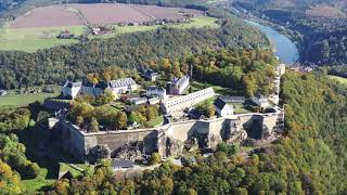 Cover images Fortress Königstein