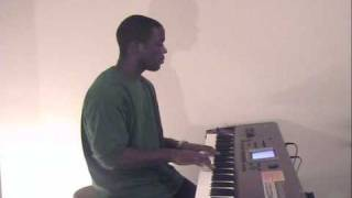 Marvin Sapp - The Best In Me - Piano/Ralph Jr.