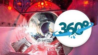 [360° VR] Die neue Rutsche im Wasserparadies Hildesheim in 360°