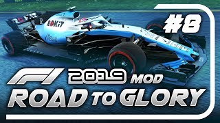 Download Video F1 Road to Glory 2019 - Part 8: THE GAME BROKE! OF COURSE IT DID! MP3 3GP MP4