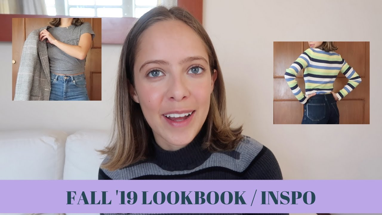 [VIDEO] - FALL '19 OUTFIT IDEAS / LOOKBOOK 5
