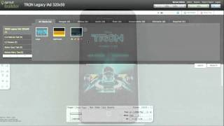 AdVine iAd Demo (Tron)