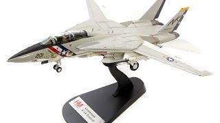 Hobby Master F-14A アメリカ海軍 第2戦闘飛行隊 「バウンティハンターズ」 空母エンタープライズ搭載 76年 NK201/#159625 1/72 [HA5210]