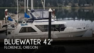 [SOLD] Used 1988 Bluewater 42 COASTAL in Florence, Oregon