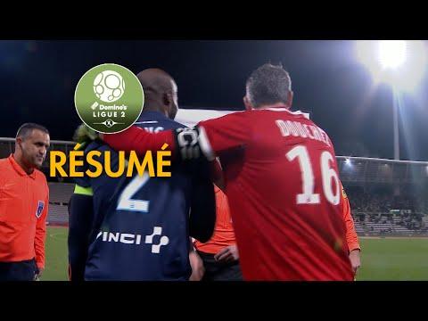 Paris FC - Red Star  FC ( 1-1 ) - Résumé - (PFC - RED) / 2018-19