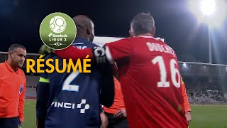 Paris FC - Red Star  FC ( 1-1 ) - Résumé - (PFC - RED) / 2018-19