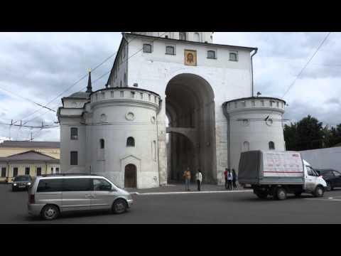 The Golden Gates Vladimir City Russia!